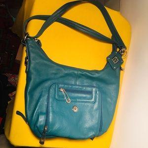 Stone Mountain crossbody handbag